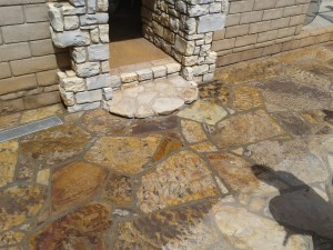 The Proper Way To Clean & Seal Exterior Slate Or Flagstone ...